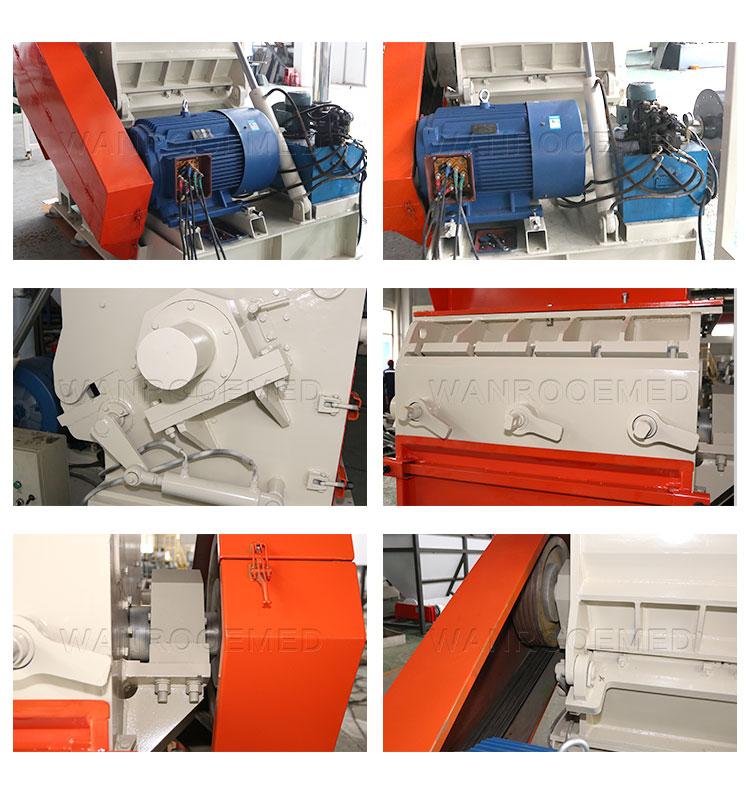 Film Granulator, Film Grinder, Film Crusher, Heavy Duty Granulator, Heavy Duty Crusher
