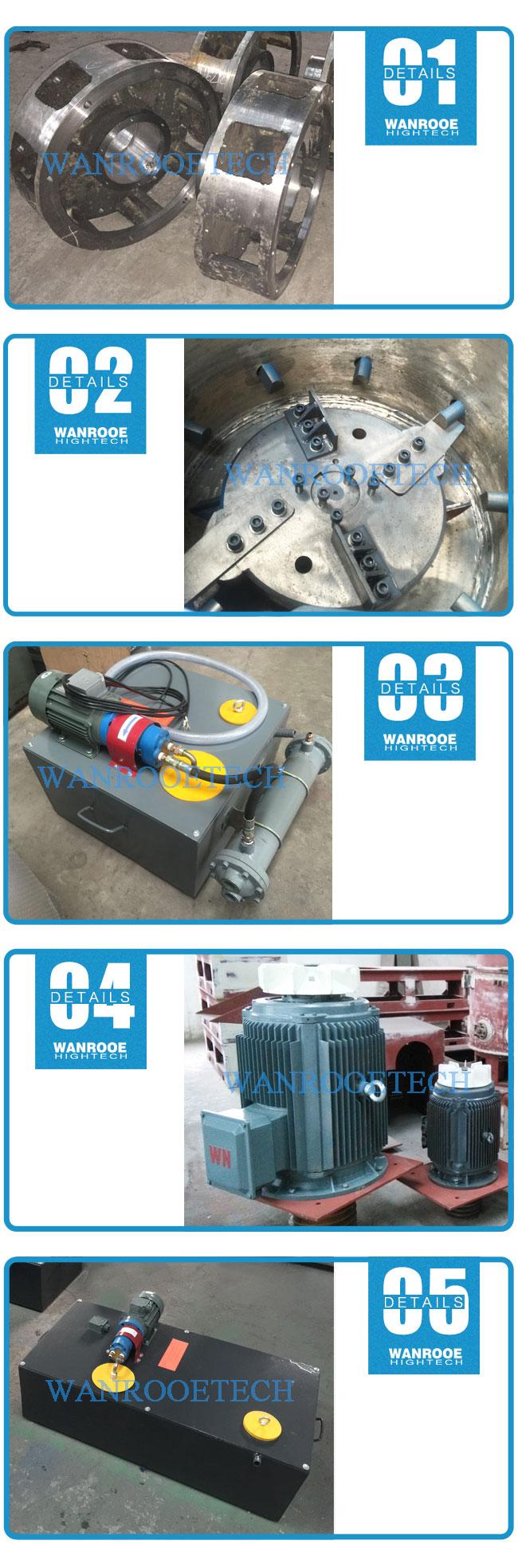 Industrial Film Agglomerator, Film Agglomerator, Film Densifier, Agricultural Film Agglomerator, Packaging Agglomerator