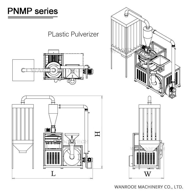 PVC Scrap Pulverizer Machine, PVC Pulverizer, PVC Milling Machine, PVC Pulverizer For Sale