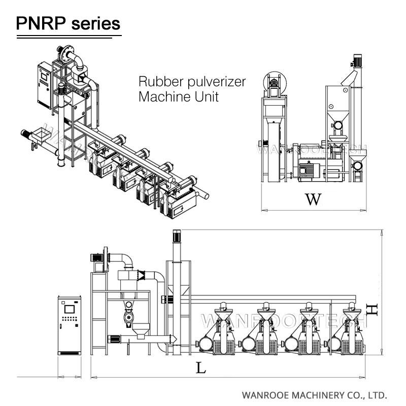 Rubber Pulverizer, Rubber Grinder, Rubber Miller, Rubber Pulverizer For Sale, Rubber Pulverizer Price