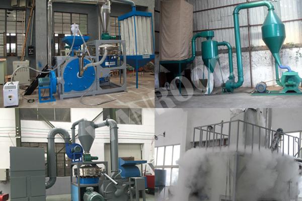 LLDPE Pulverizer, LDPE Pulverizer, PP Pulverizer, PET Pulverizer, PVC Pulverizer